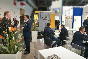 <div>Our stand at Bauma, Munich</div>