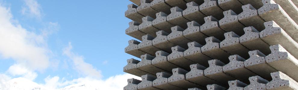 Inverted T-Beams | Nordimpianti | Concrete Experience