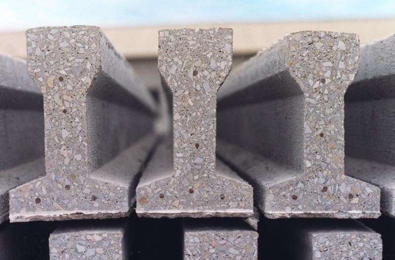Inverted I Beams Nordimpianti Concrete Experience