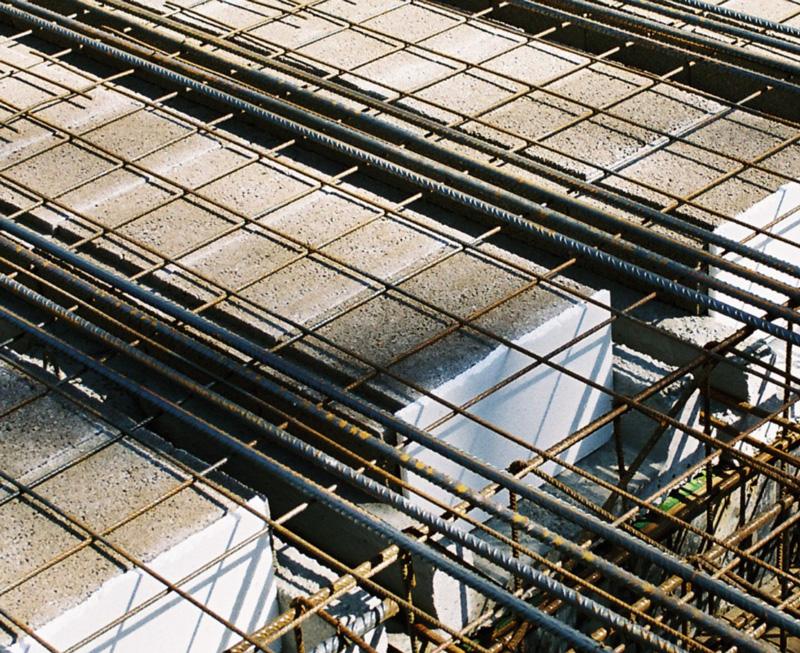 Half Slabs | Nordimpianti | Concrete Experience